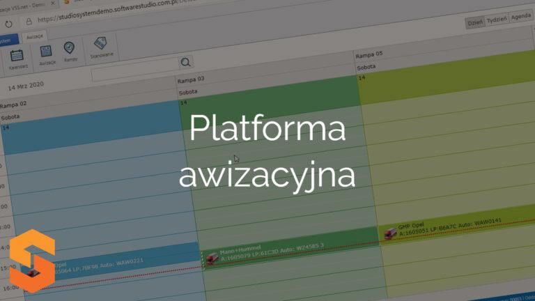 Platforma awizacyjna